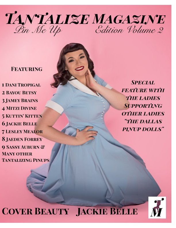 View Pin Me Up Edition Volume 2 by Casandra Payne