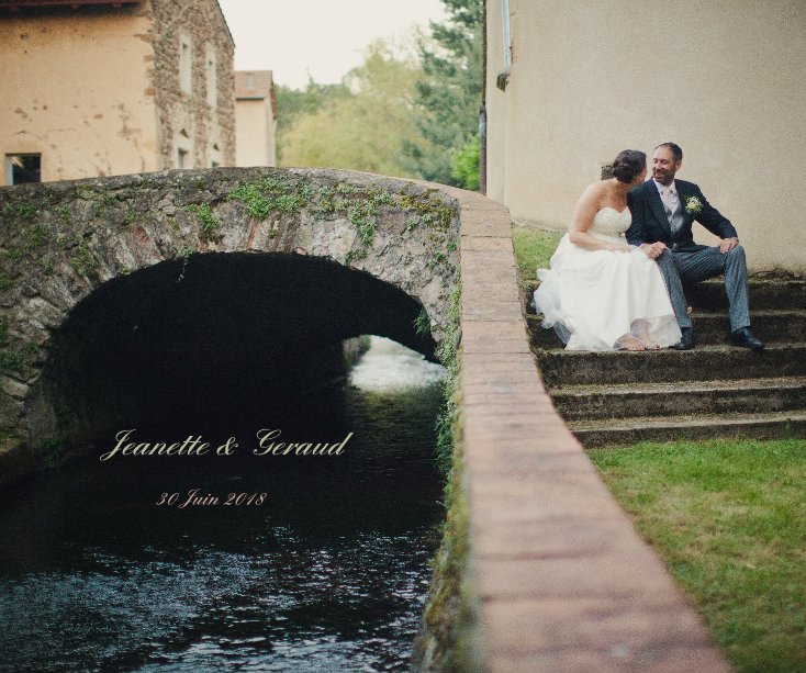 View Jeanette et Geraud by Svarta Photography