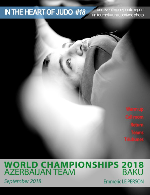 View WORLD JUDO CHAMPIONSHIPS 2018 : Inside the AZE TEAM by Emmeric LE PERSON