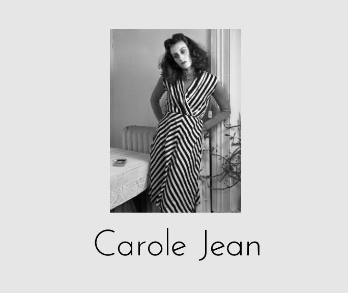 View Carole Jean by Jack Radcliffe