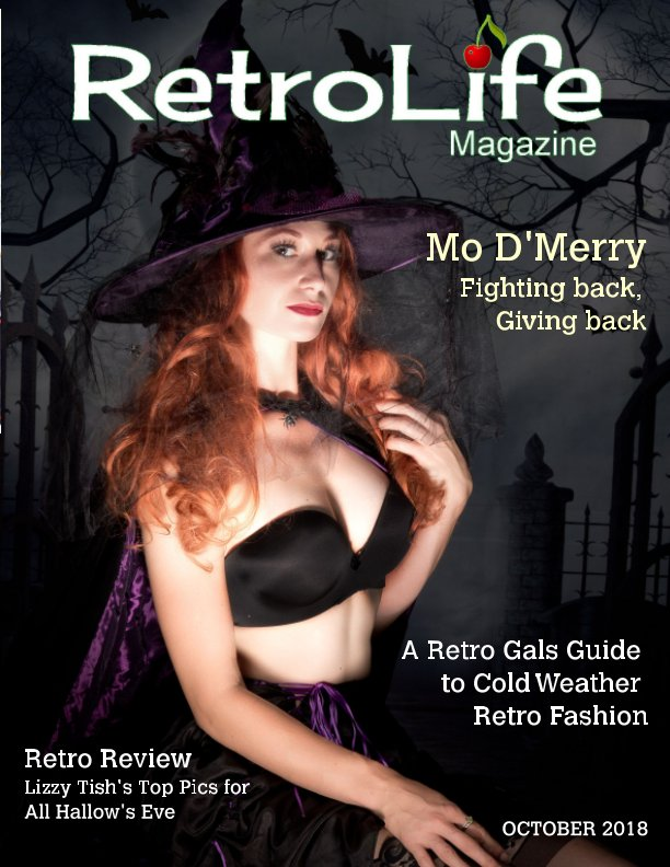 Ver RetroLife Magazine por Miss Lizzie DeVille