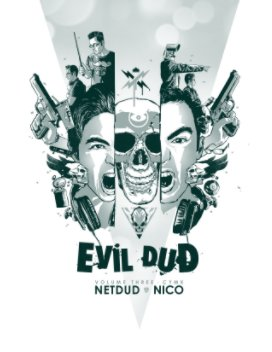 EvilDud Volume 3 - Comics & Graphic Novels economy magazine