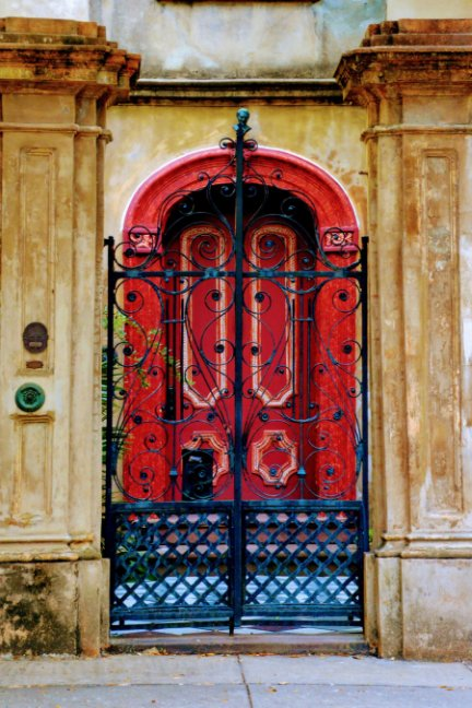 View Charleston Doors Journal/ Notebook by Ann Currie Williams