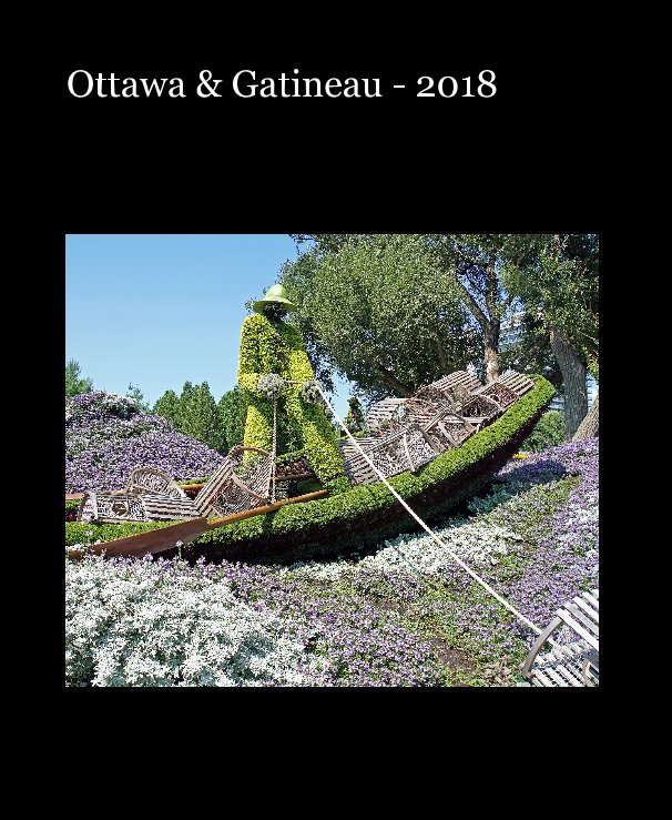 Bekijk Ottawa and Gatineau - 2018 op Dennis G. Jarvis