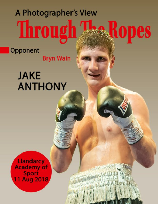 View Through The Ropes - Jake Anthony - Llandarcy - Aug 18 by Sarah Holden, Tom Holden