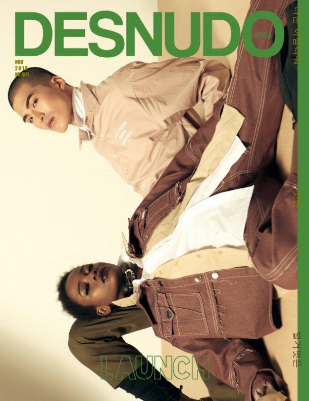 View Desnudo Magazine Korea by Desnudo Magazine