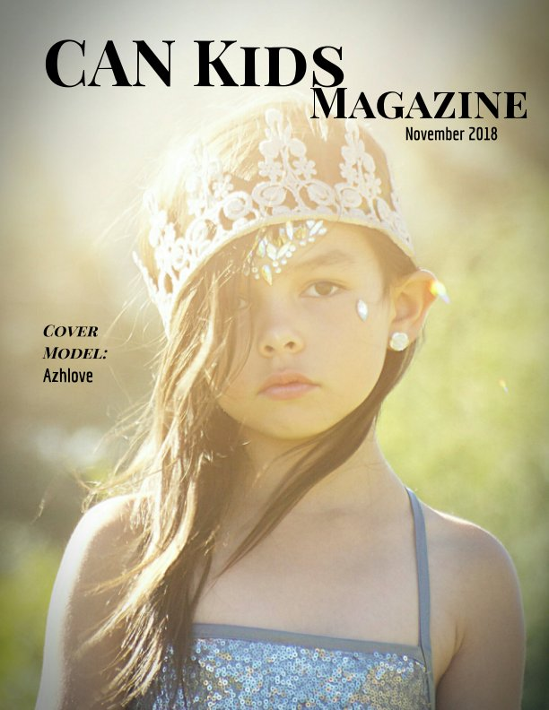 View November 2018 by CAN Kids Magazine