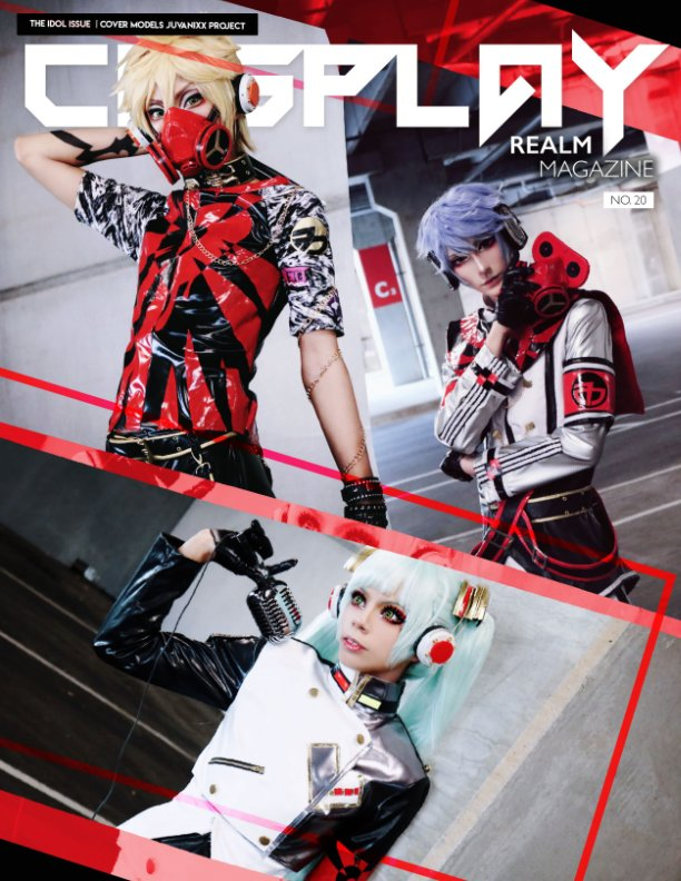 View Cosplay Realm Magazine No. 20 by Emily Rey, Aesthel