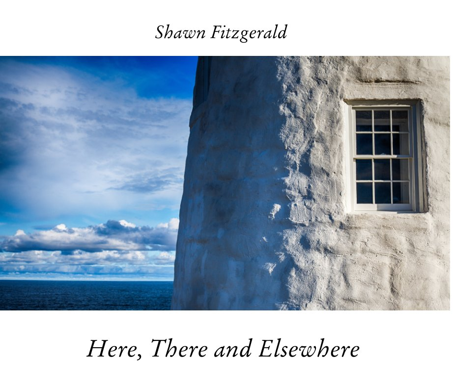 View Here, There and Elsewhere by Shawn Fitzgerald