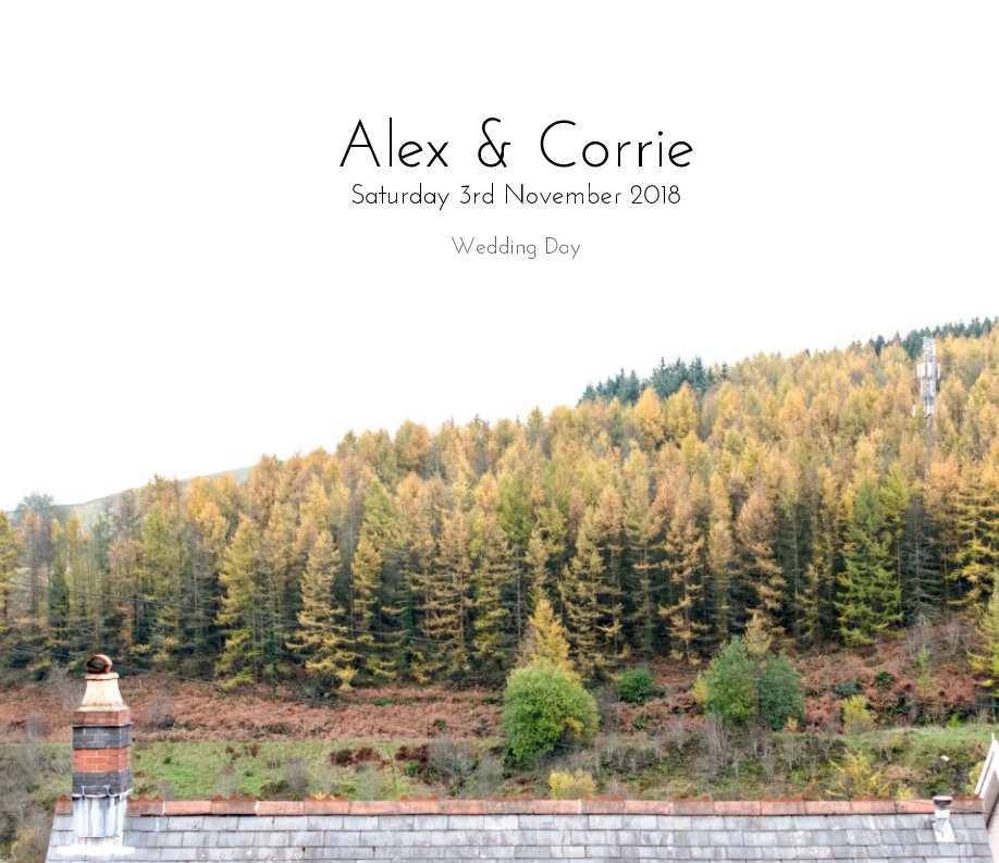 View Alex and Corrie by Blurb