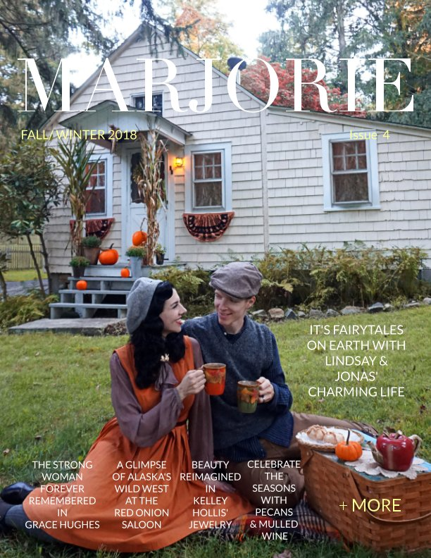 View Marjorie Magazine: Fall and Winter 2018 by Marjorie Magazine  Press