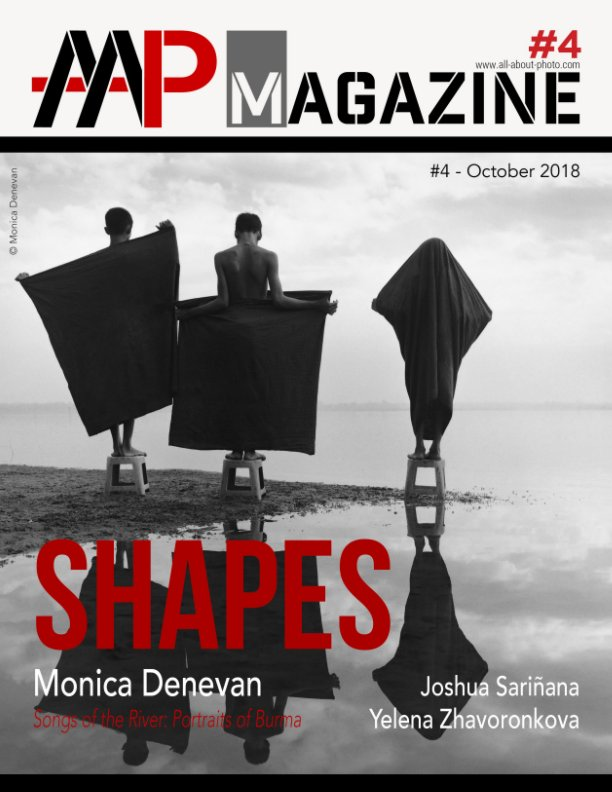 Ver AAP Magazine#4 SHAPES por AAP