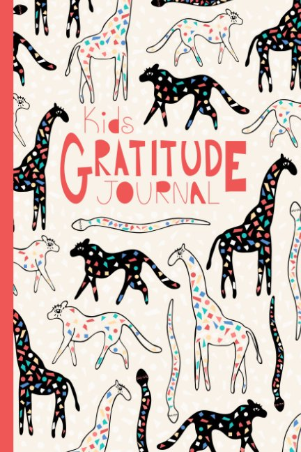 View Kids Gratitude Journal by Danielle Kinley Ryland