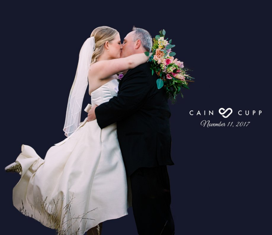 View The Wedding of Scott Cain and Jana Cupp by Scott Cain
