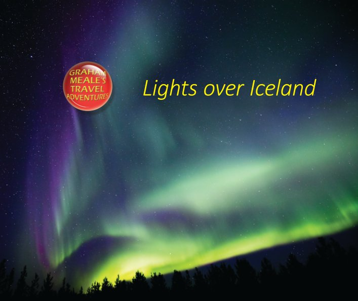 View Lights over Iceland by Graham Meale