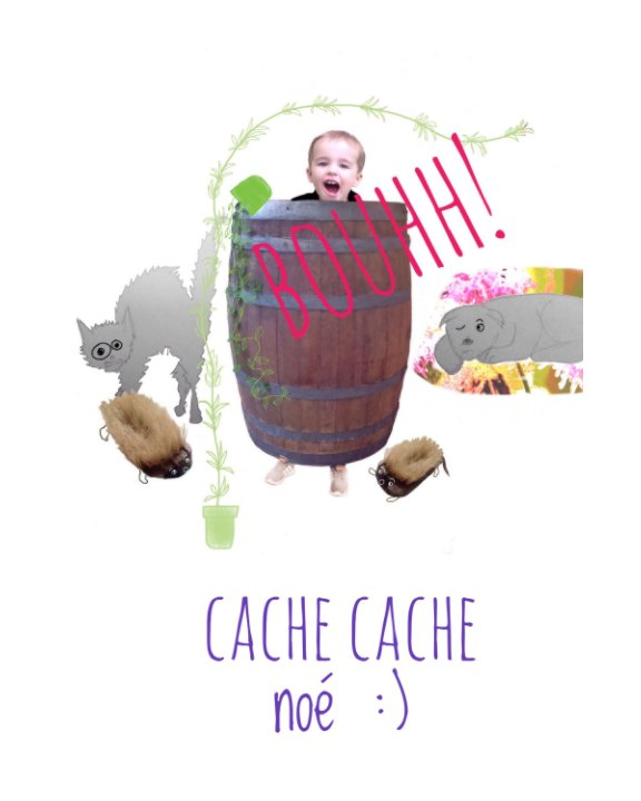 View cache cache noé by sylvie d.