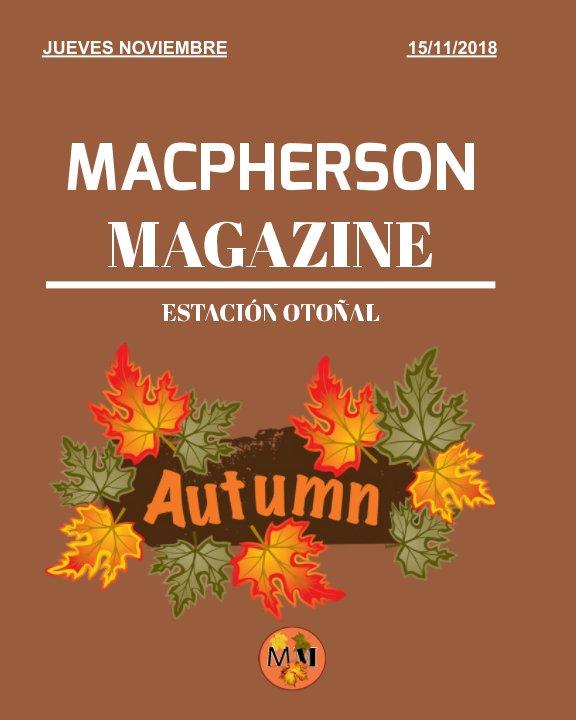 View Macpherson Magazine - Estación Otoñal (2018) by Macpherson Magazine