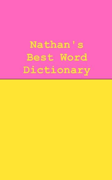 Bekijk Nathan's Best Word Dictionary op Nathan G