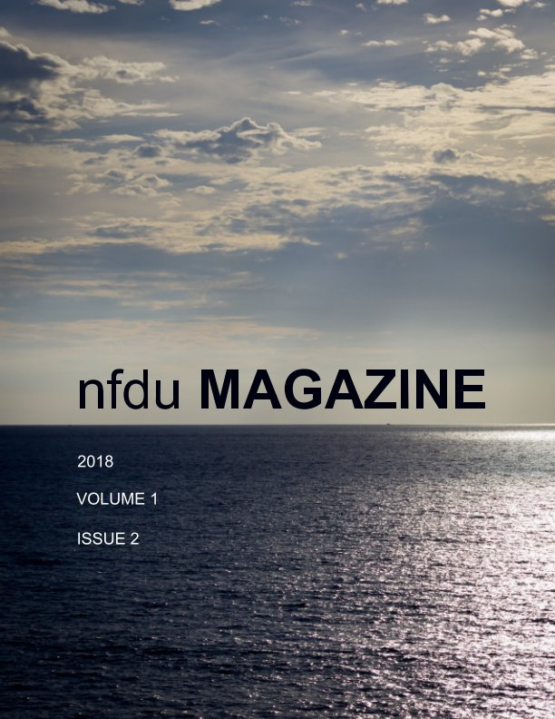 View nfdu MAGAZINE VOL 1 ISSUE 2 by nfdu MAGAZINE