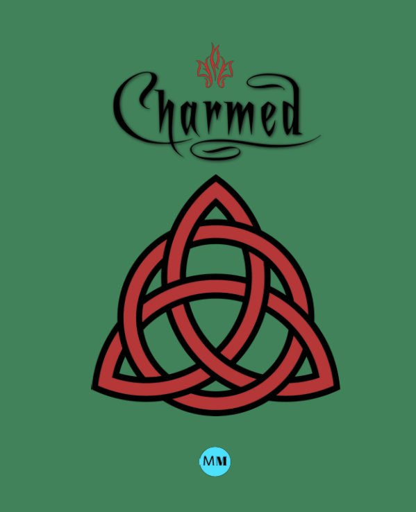 View Charmed - The Book of Shadows Illustrated Replica (2019) by Macpherson Magazine