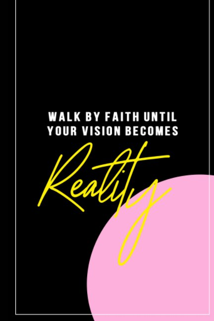 View Pink Journal Purpose Collection- Walk By Faith by Pink Prods Team