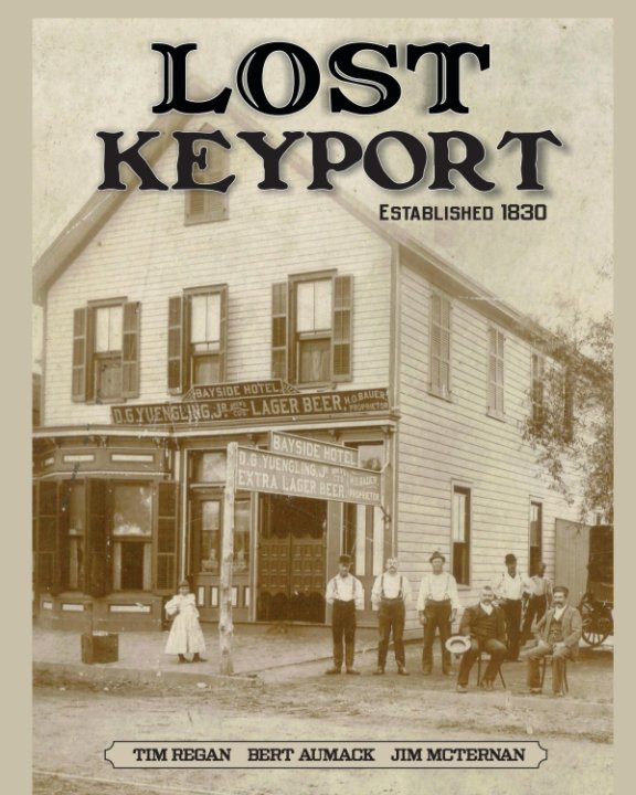 View Lost Keyport by Regan, Aumack, McTernan