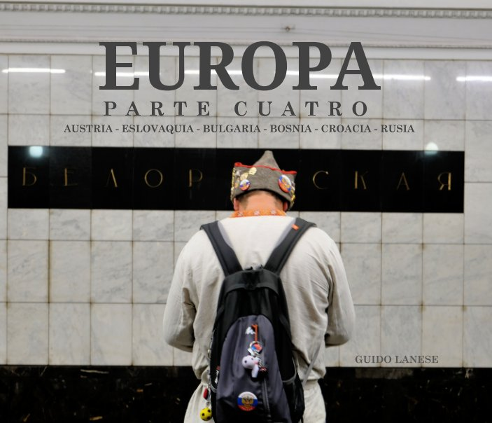 View Europa parte cuatro by Guido Lanese