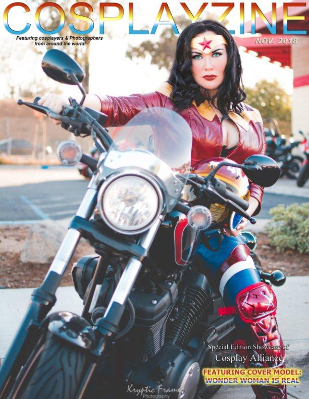 View Cosplayzine November 2018 Issue by cosplayzine