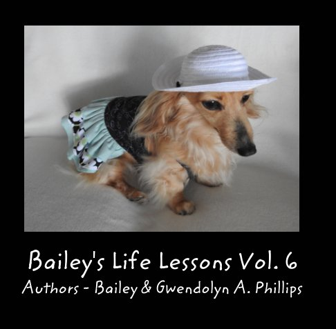 View Bailey's Life Lessons Vol. 6 by Gwendolyn A. Phillips, Bailey