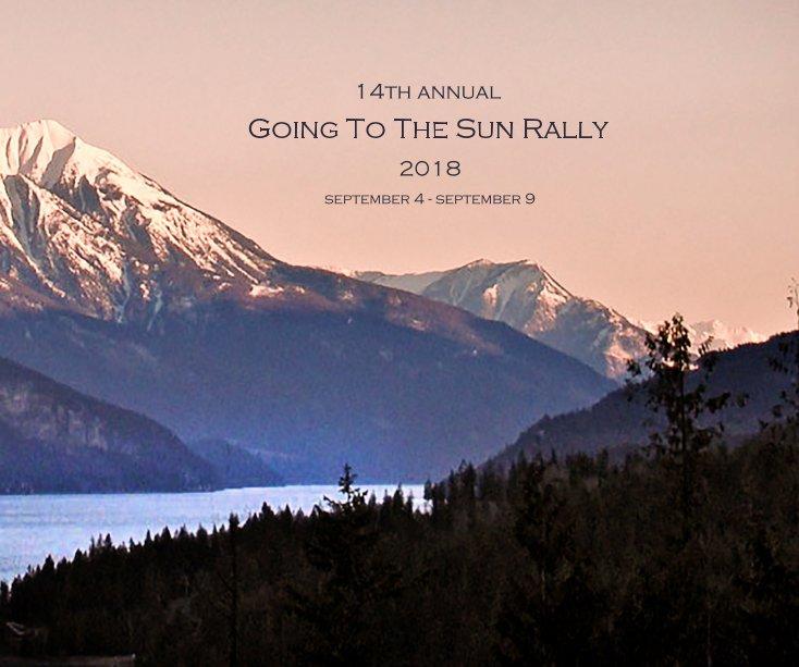 Visualizza Going To The Sun Rally di 2018