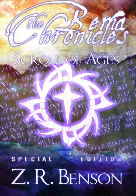 Bekijk The Bema Chronicles I: Scroll of Ages op Z. R. Benson