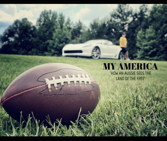 View My America by Wade Aunger