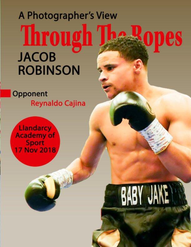 View Through The Ropes - Jacob Robinson - Llandarcy - 17 Nov 18 by Sarah Holden, Tom Holden