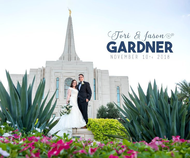 View Tori and Jason Gardner by Stacey Kay Hemeyer
