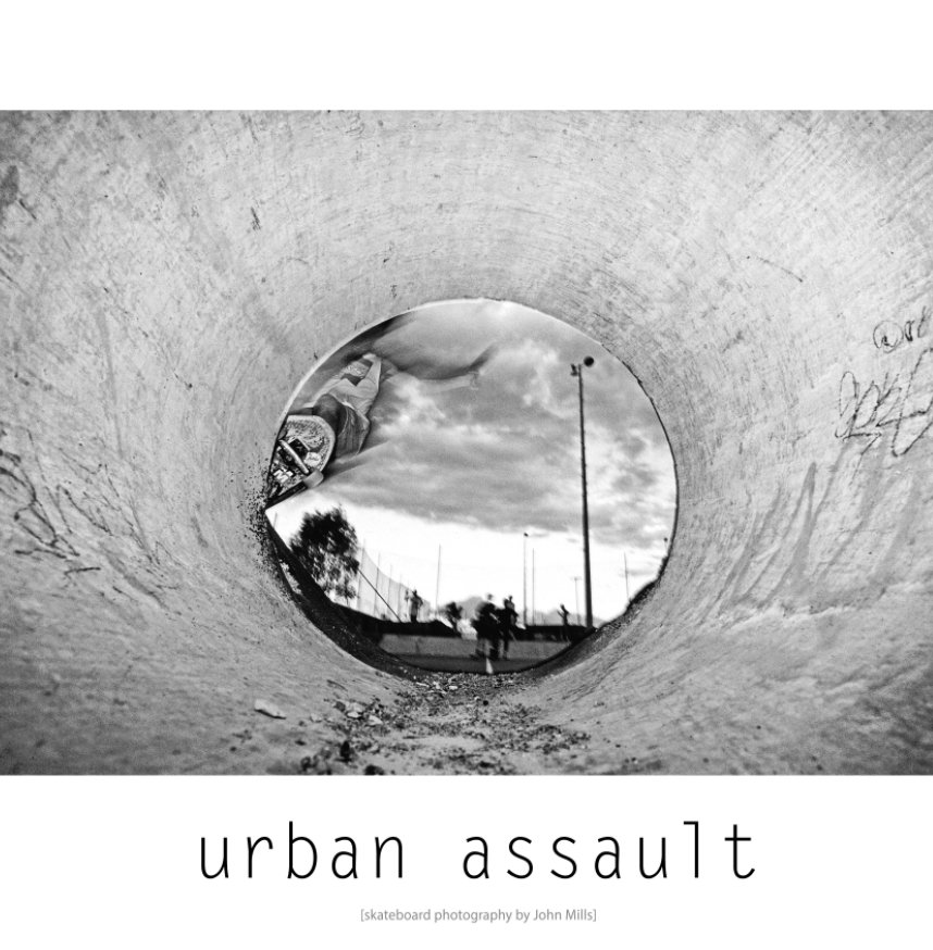 View Urban Assault by John MIlls
