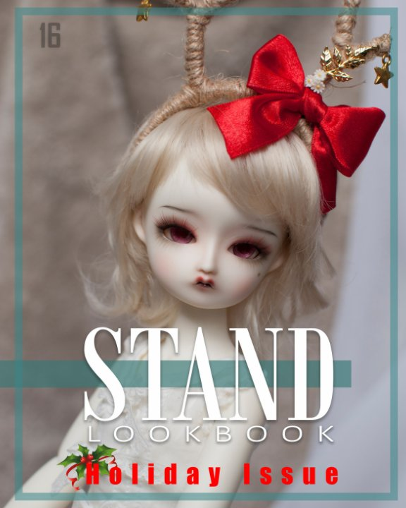 View STAND Lookbook - Volume 16 BJD Cover by STAND