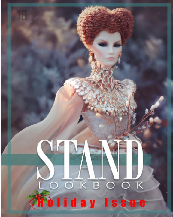 View Stand Lookbook - Volume 16 Fashion Cover by STAND