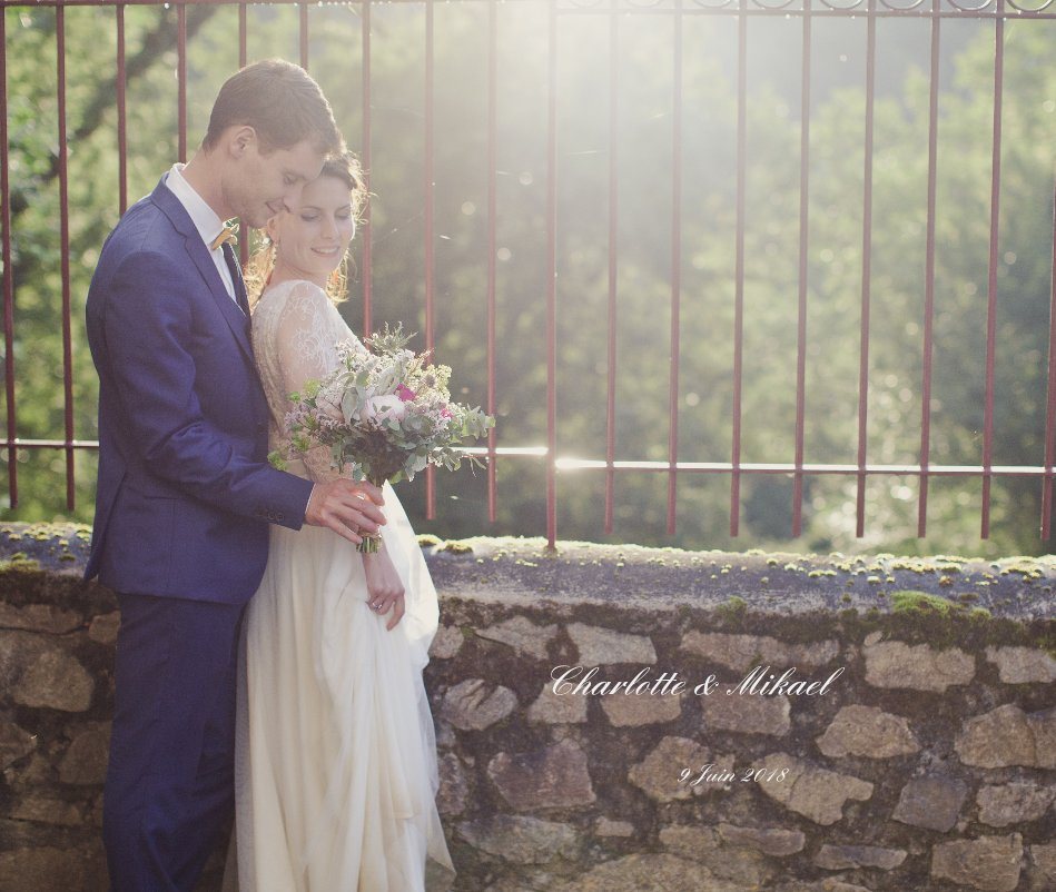 View Charlotte et Mikael by Svarta Photography