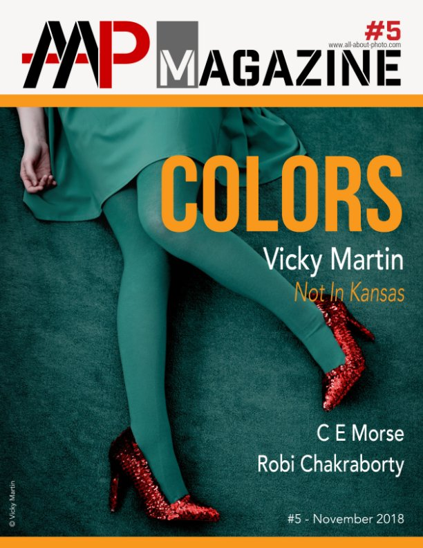 View AAP Magazine#5 COLORS by All About Photo