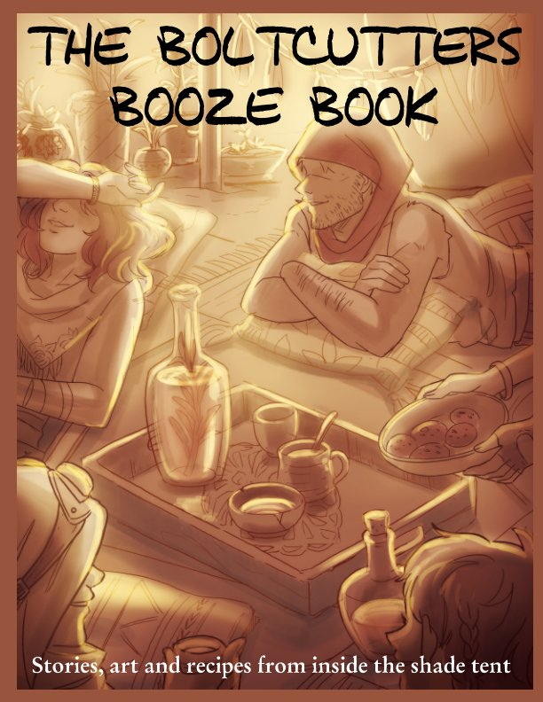 View Boltcutters Booze Book by Arwen Bijker