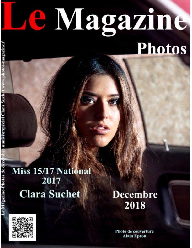View Numéro Spécial Clara Suchet by le Magazine-Photos