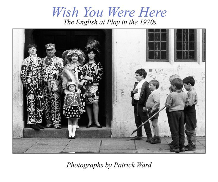 View Wish You Were Here by Patrick Ward