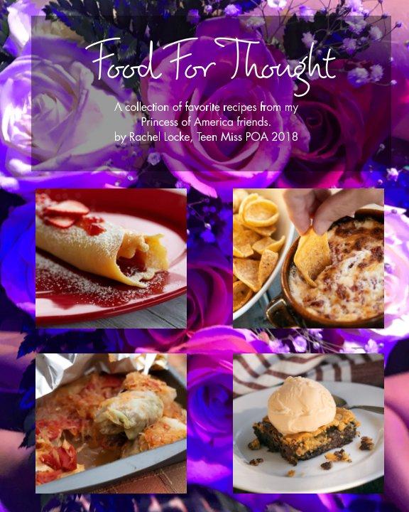 Bekijk Food For Thought op Rachel Locke