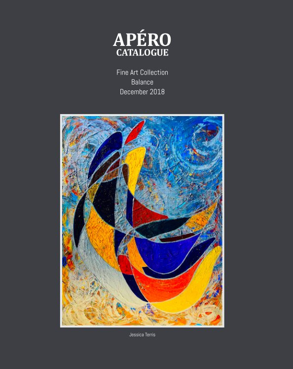 View APÉRO Catalogue - HardCover - Balance - December 2018 by EE Jacks