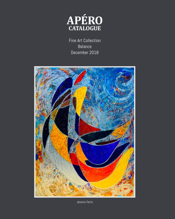 View APÉRO Catalogue - SoftCover - Balance - December 2018 by EE Jacks
