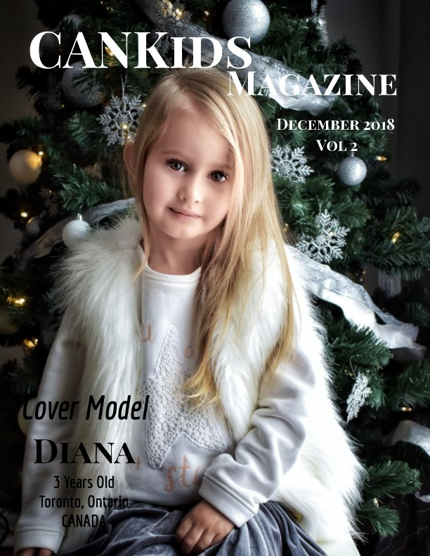 View December 2018 VOL. 2 by CANKids Magazine