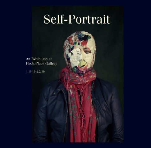 View Self-Portrait, Softcover by PhotoPlace Gallery