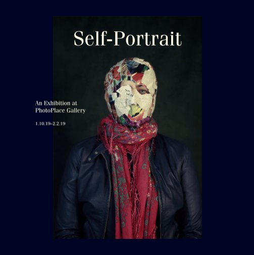 View Self-Portrait, Hardcover Imagewrap by PhotoPlace Gallery