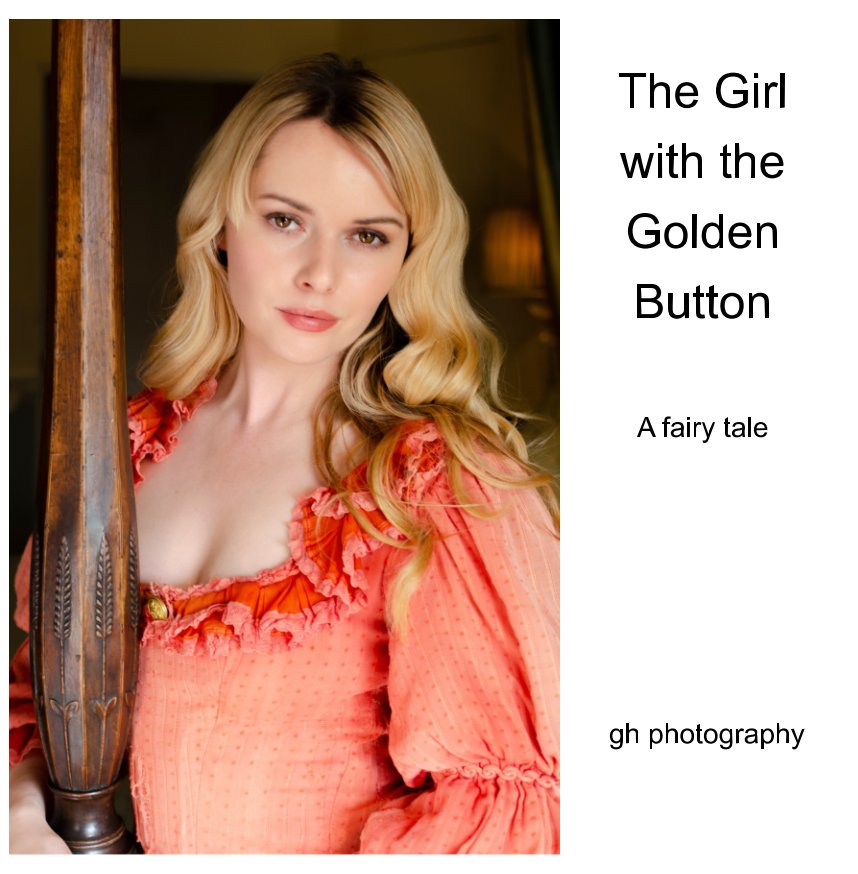 View The Girl with the Golden Button by gh photography