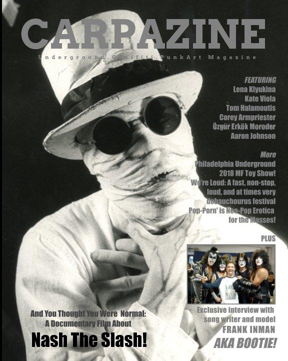 Carpazine Art  Magazine Issue Number 18 nach Carpazine anzeigen